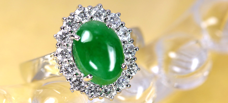 かん 翡翠 ろう 翡翠の価値を決める3つのポイント!日本の「国石」として知られる宝石とは?│銀座パリスの知恵袋